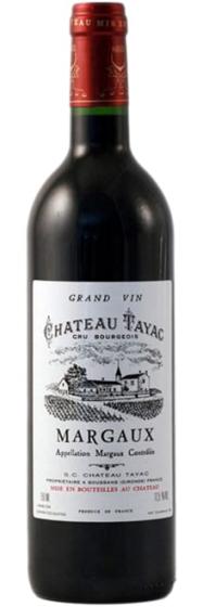 Chateau Tayac Cru Bourgeois, 2006 фото