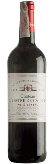 Вино Chateau Tertre de Caussan Medoc