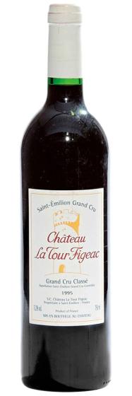 Вино Chateau La Tour Figeac Saint-Emilion