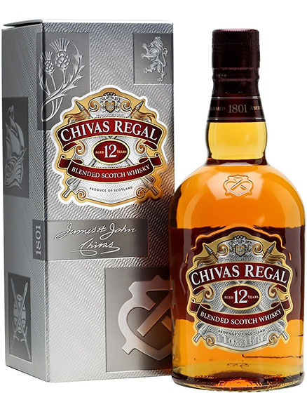 Chivas Regal 12 Years Old фото