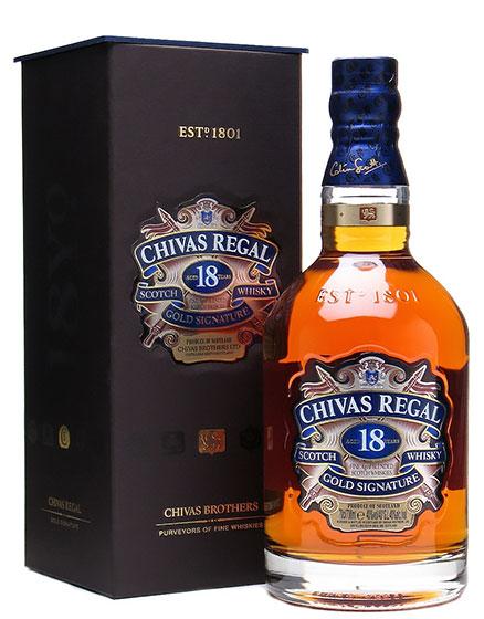 Виски Chivas Regal 18 Years Old