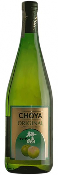 Choya Original 1 liter фото
