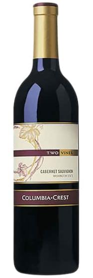 Columbia Crest Two Vines Cabernet Sauvignon, 2003 фото