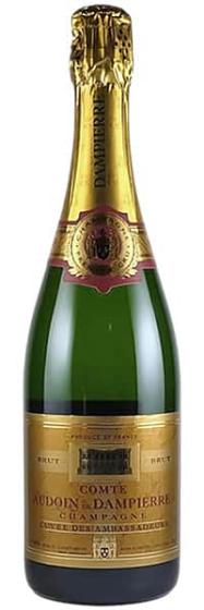 Шампанское Comte Audoin de Dampierre Cuvee des Ambassadeurs Premier Cru Brut