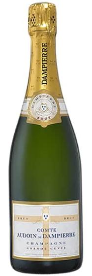 Шампанское Comte Audoin de Dampierre Grand Cuvee