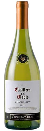Вино Concha Y Toro Сasillero Del Diablo Chardonnay, 2011
