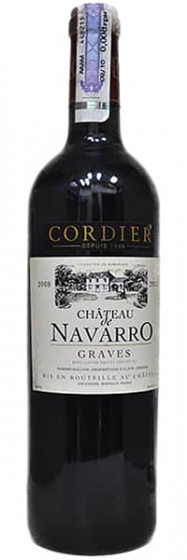 Cordier Chateau De Navarro, 2006 фото