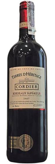 2007 Cordier Terres D'Heritage фото