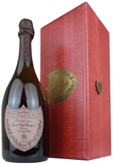 1992 Dom Perignon Rose Vintage фото