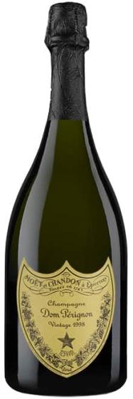 Шампанское Dom Perignon Vintage, 1998 фото