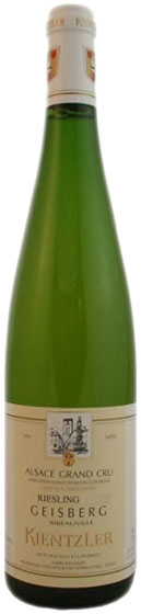 Domaine Andre Kientzler Riesling Reserve Particuliere, 2005 фото