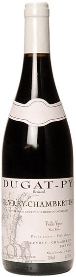Вино Domaine Bernard Dugat-Py Gevrey-Chambertin Vieille Vignes, 2014 фото