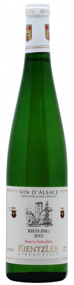 2005 Domaine Andre Kientzler Riesling Reserve Particuliere фото