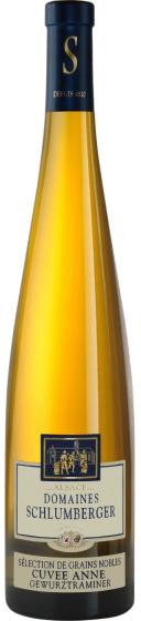 """Вино Domaines Schlumberger Gewurztraminer """"Cuvee Anne"""""""