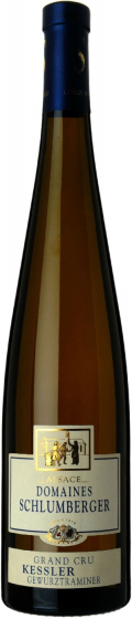 "Вино Domaines Schlumberger Riesling Grand Cru ""Kessler"""