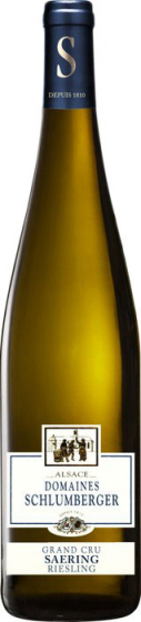 Domaines Schlumberger Riesling Grand Cru Saering, 2007 фото