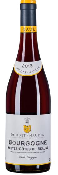 Doudet-Naudin Bourgogne Hautes Cotes De Beaune, 2013 фото