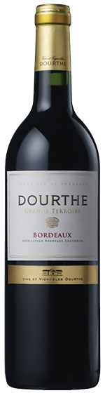 2015 Dourthe Grands Terroirs Bordeaux Rouge фото