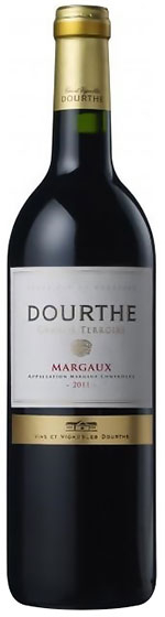 Вино Dourthe Grands Terroirs Margaux, 2011