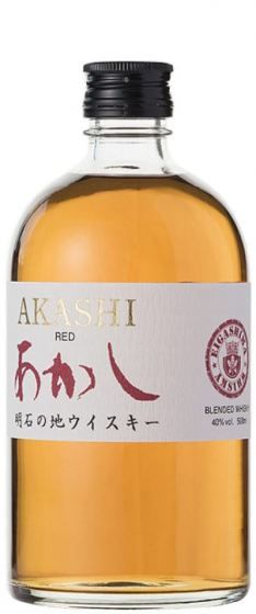 Eigashima Brewery Akashi Red Blended фото