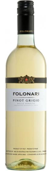 Вино Folonari Pinot Grigio Delle Venezie IGT