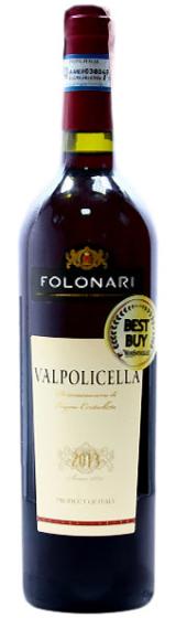 Folonari Valpolicella, 2012 фото