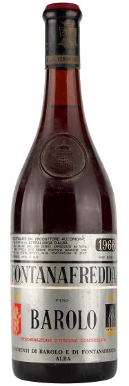 Вино Fontanafredda Barolo