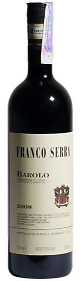Вино Franco Serra Barolo DOCG, 2008