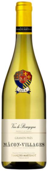 Вино Francois Martenot Macon-Villages Grands Pres