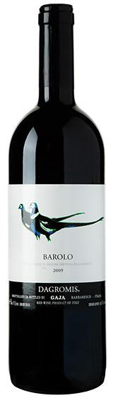 Вино Gaya Dagromis Barolo, 2011