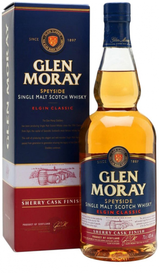 Glen Moray Sherry Cask фото
