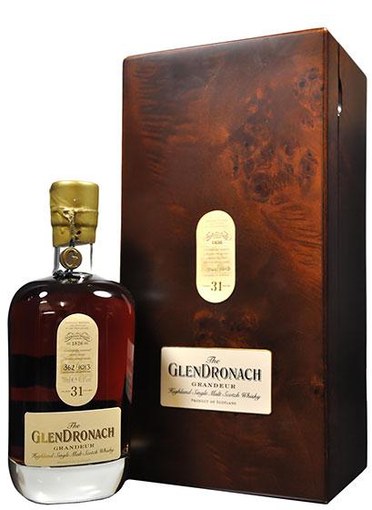 Glendronach Grandeur 31 Years Old фото