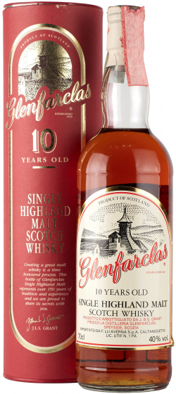 Виски Glenfarclas 1990s 10 Years Old