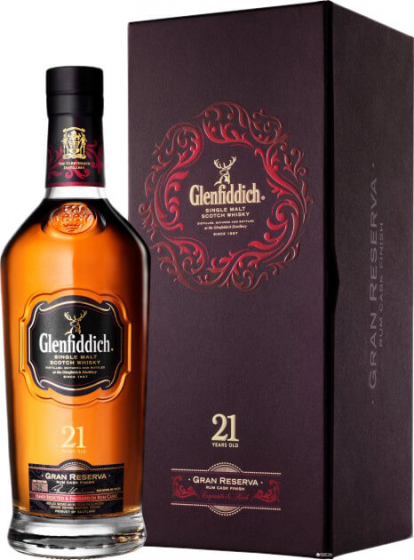 Glenfiddich 21 Years Old фото