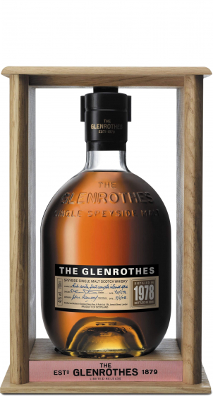 1978 Glenrothes Single Speyside фото