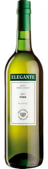 Elegante Amontillado Dry Fino фото