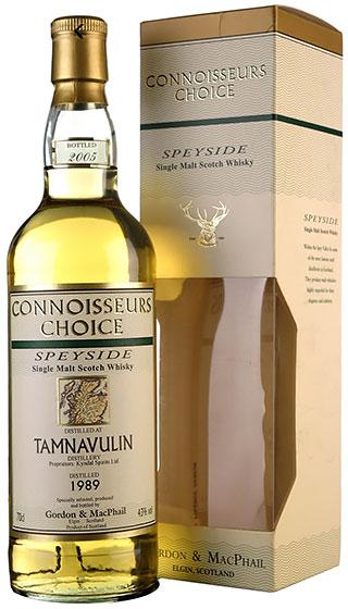 Виски MacPhail's Connoisseurs Choice Tamnavulin 16 Years Old