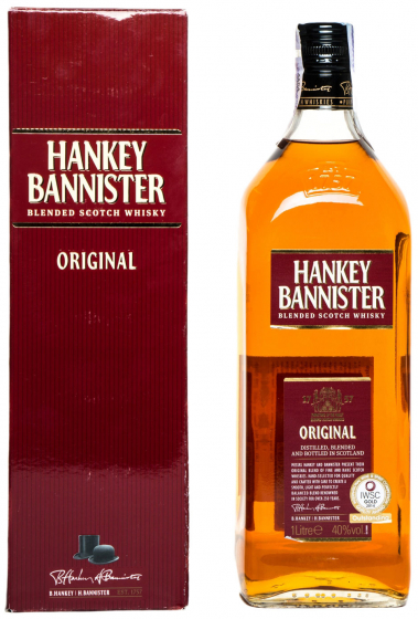 Виски Hankey Bannister 3 Years Old