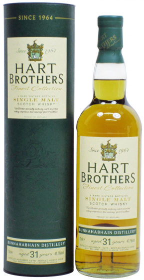 Hart Brothers Bunnahabhain 31 Years Old фото