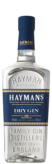 Hayman's London Dry фото