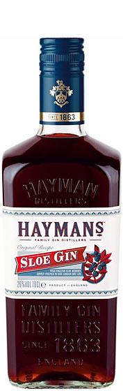 Джин Hayman's Sloe