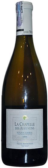 Вино Henri Bourgeois La Chapelle Des Augustins, 2004