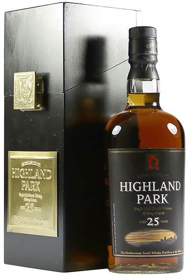 Виски Highland Park 25 Years Old Release 2004