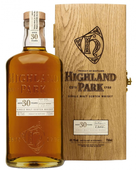 Виски Highland Park 30 Years Old