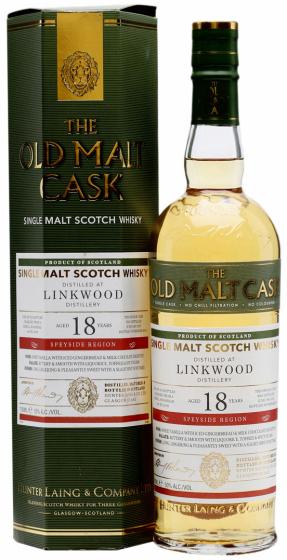 Виски Hunter Laing Old Malt Cask Linkwood 18 Years Old