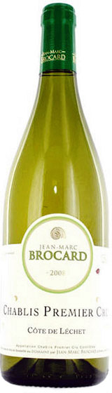 Вино Jean-Marc Brocard Cote de Lechet Chablis Premier Cru