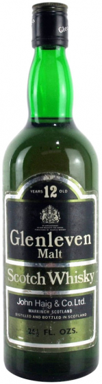 Виски John Haig & Co Glenleven 12 Year Old Malt