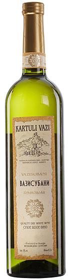 Вино Kartuli Vazi Vazisubani, 2011