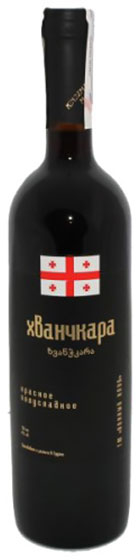 "Вино Kindzmarauli Marani TM ""Wine Club"" Khvanchkara"