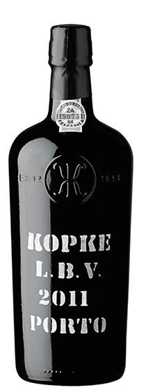 Портвейн Sogevinus Fine Wines Kopke LBV Porto, 2011